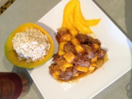 Mango stew among few summer adventures for this busy blogger